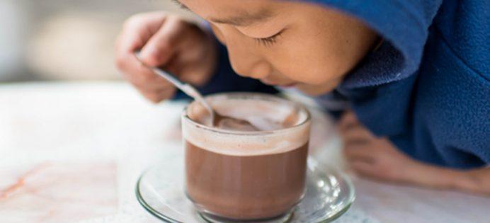 chocolademelk-zonder-toegevoegde-suikers