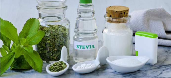 stevia rebaudiana-edulcorants-zoetstoffen