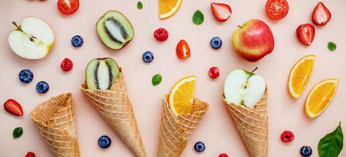 Maakt het eten van lekkere voedingsmiddelen dik