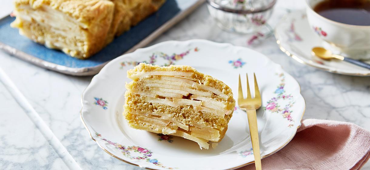 caloriearme-appel-taart