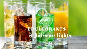Edulcorants et boissons lights