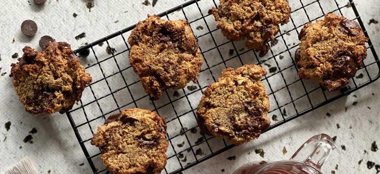 Vegan & glutenvrije cookies