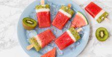ijslolly-watermeloen-stevia