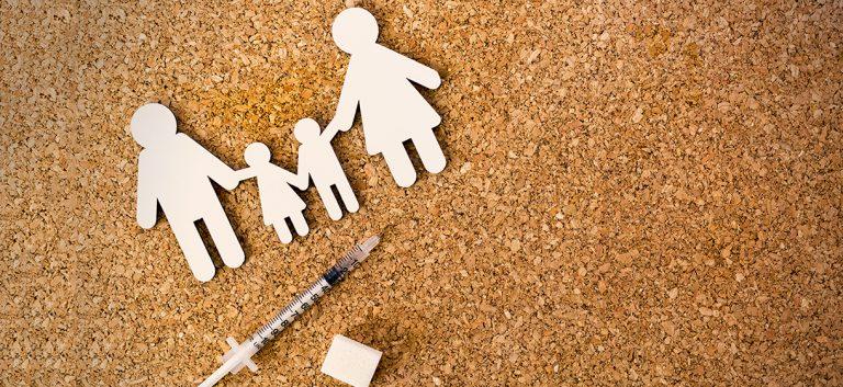 Diabetes: goede gewoontes voor het hele gezin
