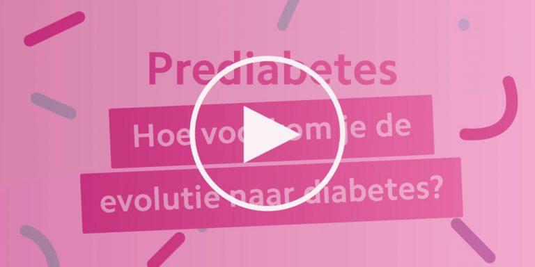 Prediabetes: hoe voorkom je de evolutie naar diabetes?