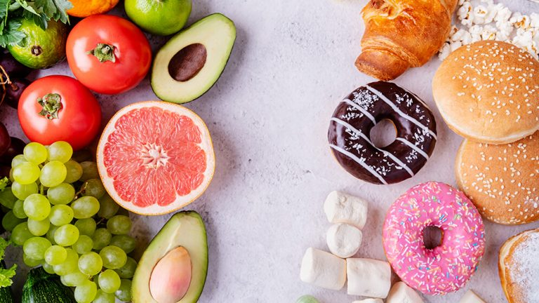 Gezonder eten om obesitas te voorkomen